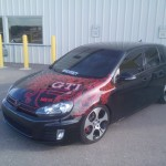 Volkswagon GTI Crest, Vehicle Wraps Maine