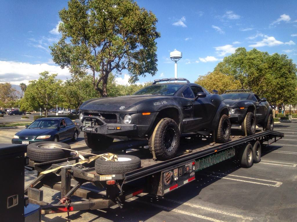 Transformers Rally Fighters Shipping out, Vehicle Wraps Maine