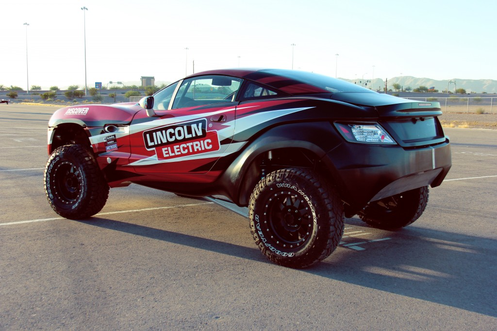 Lincoln Electric Wrap